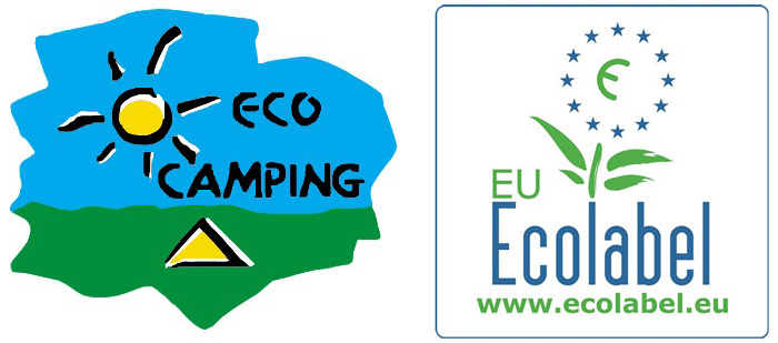 eco kamp koren kobarid slovenija
