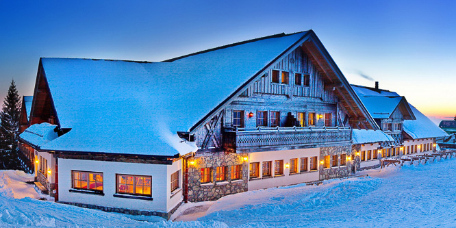 6 - Apartments on Cerkno ski slopes