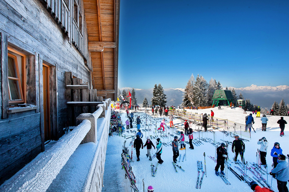 apartments on cerkno ski resort