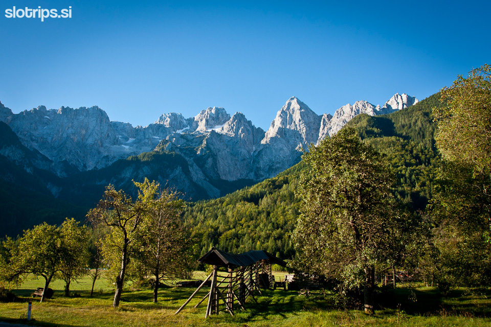 slovenia soca adventure hiking trip