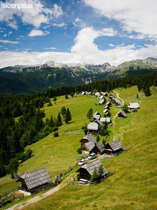 slovenia walking day trip lake bled bohinj