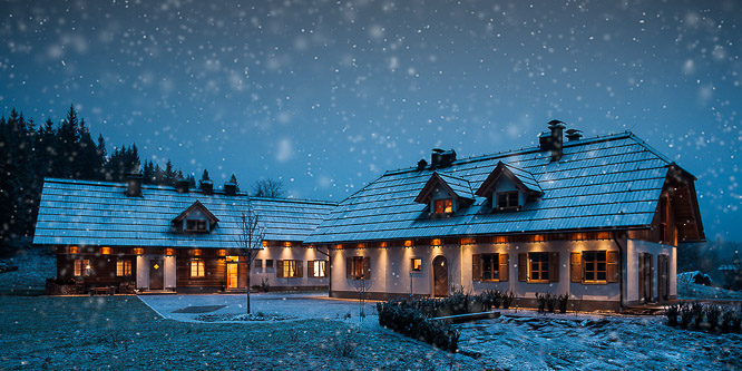 1 - Alpine apartments Rocnjek, Bohinj