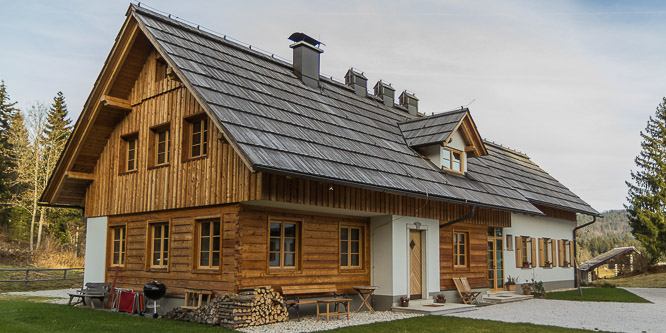 6 - Alpine Homestead, Pokljuka