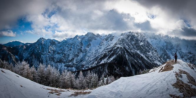 1 - Goli vrh, Jezersko