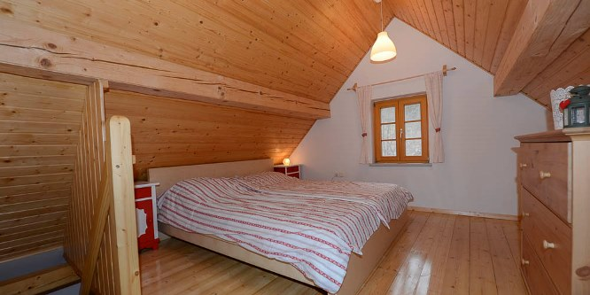 4 - Rustic house Studor13, Bohinj