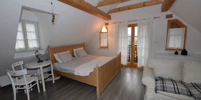 3 - Rustic house Studor13, Bohinj