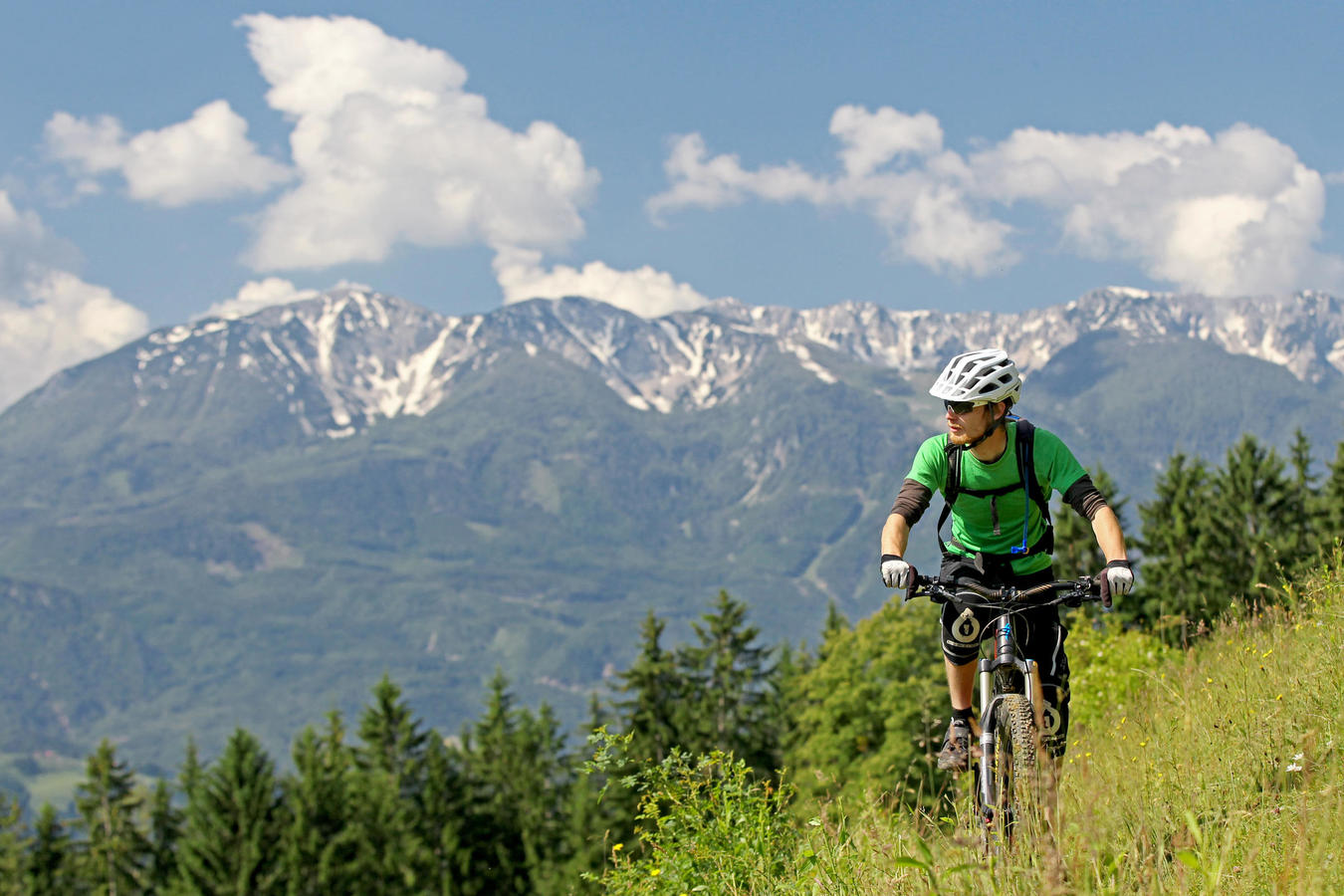mountain bike hotel slovenia koros