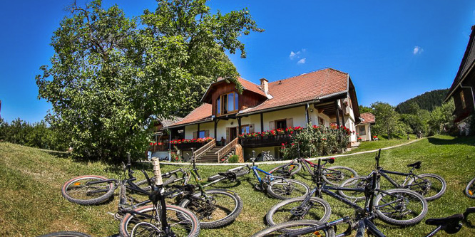 5 - Eco Bikehotel Koroš