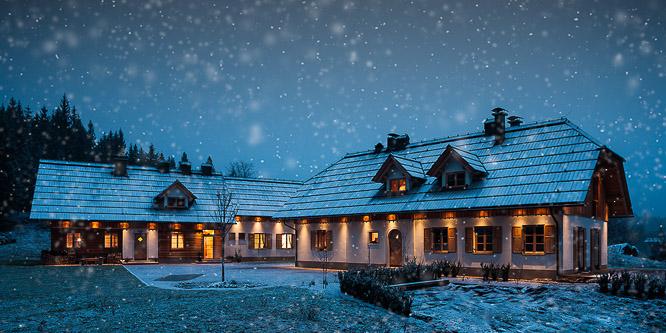 5 - Restavracija Ročnjek, Pokljuka