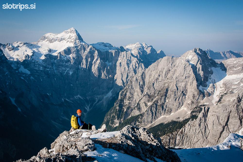 tecaj gorske fotografije Slovenija