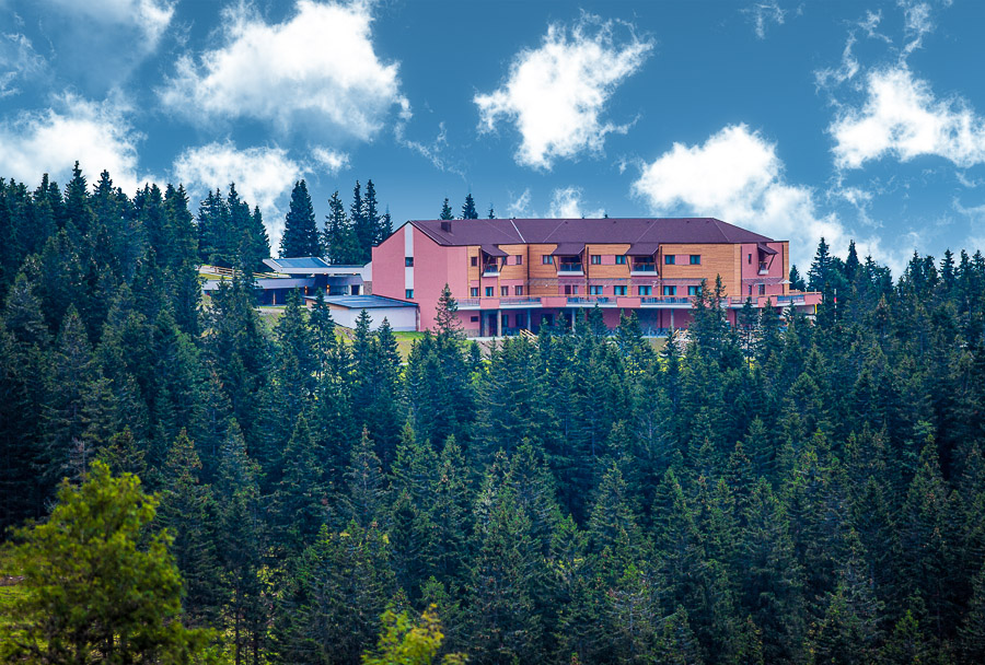 hotel natura rogla slovenija