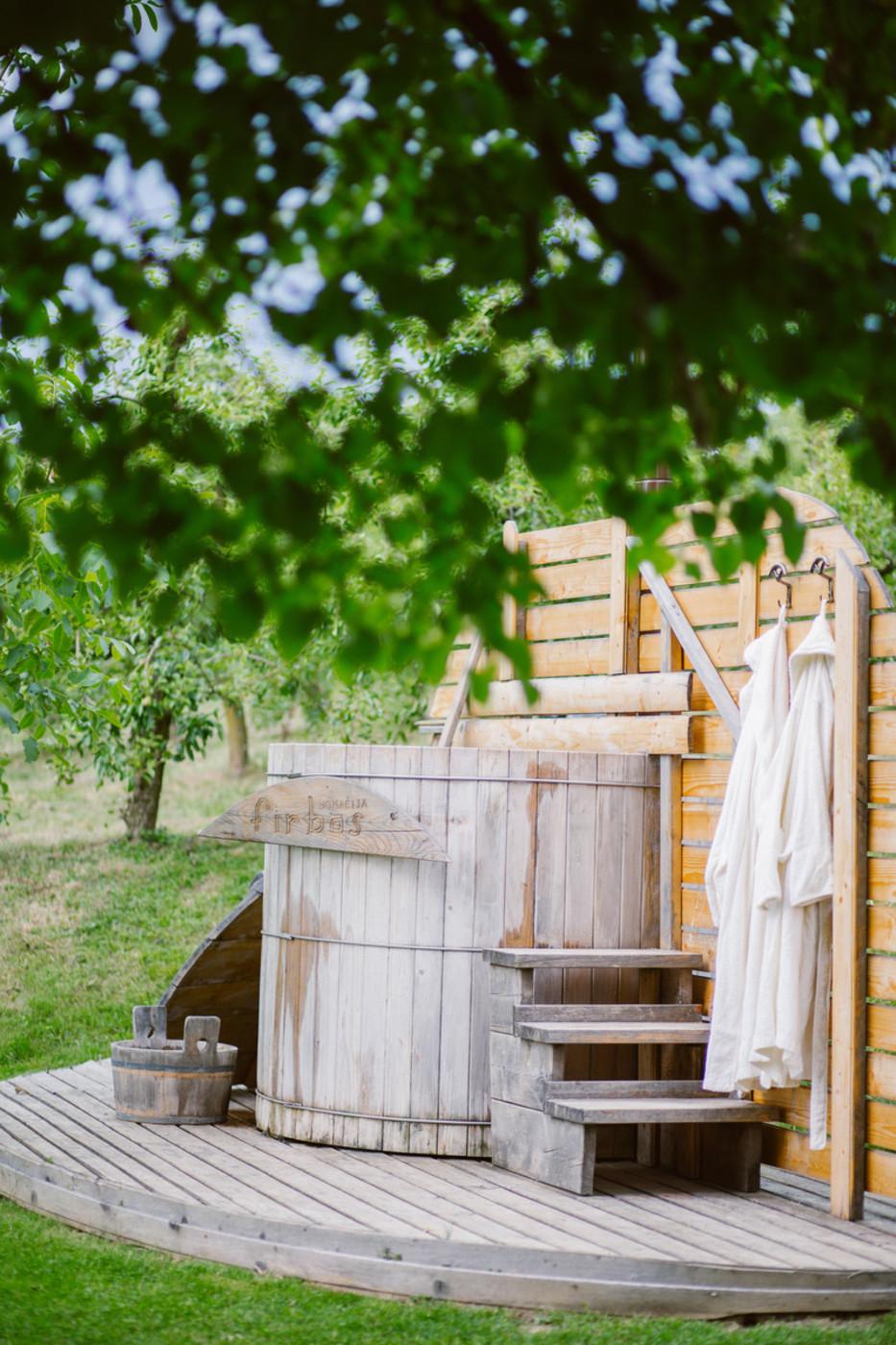 firbas farmstay slovenia