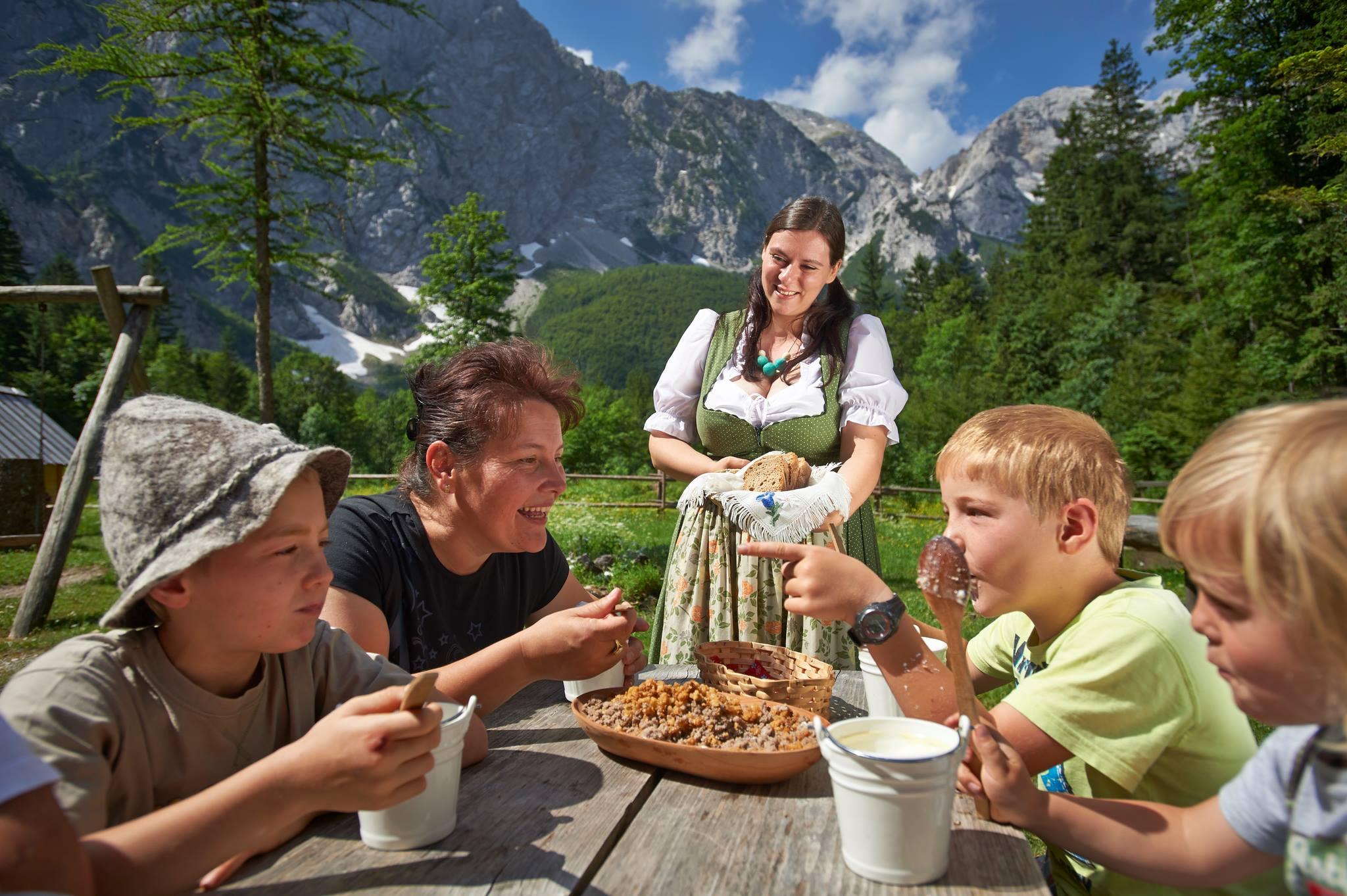 logarski kot dolina slovenija