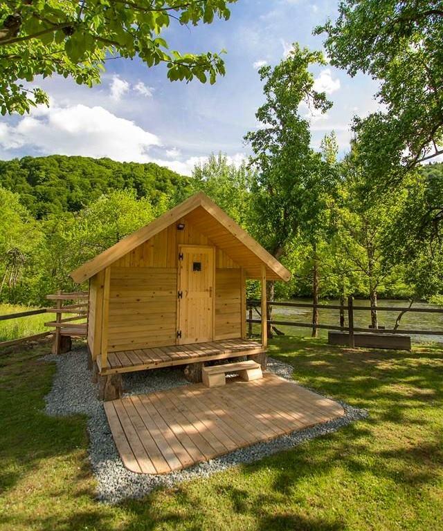 kamp kanu rafting kolpa slovenija