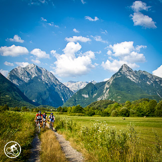 8 day mtb biking tour slovenian alps