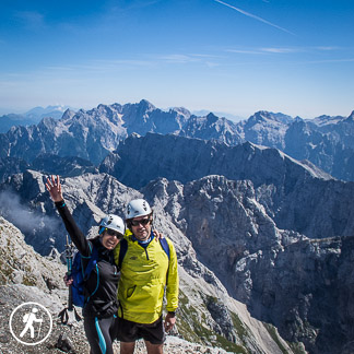 8 day hiking tour slovenian alps