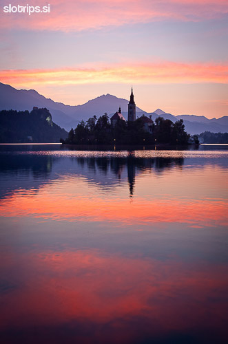 walking tour best of slovenia bled