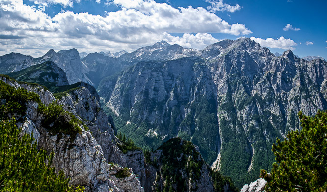 walking tour best of slovenia julian alps