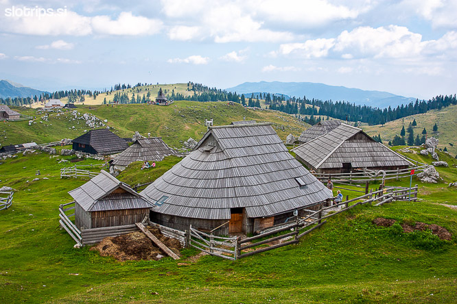 walking tour best of slovenia velika planina