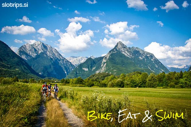 mountain biking tour slovenia julian alps