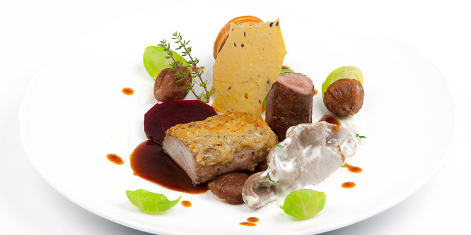 3 - Restaurant 1906 Bled