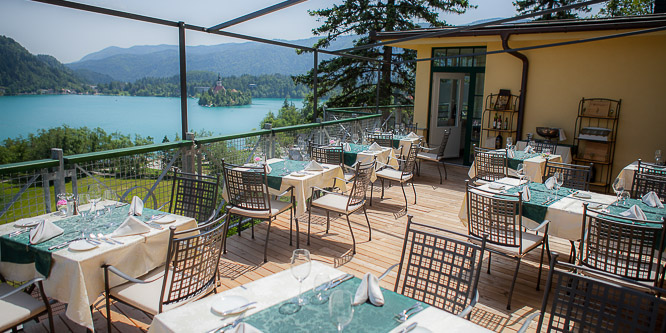 5 - Restaurant 1906 Bled