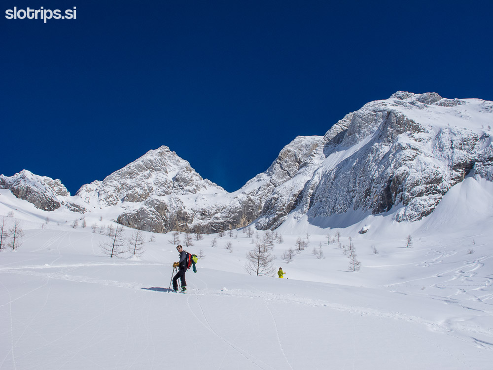 ski touring spik slovenija