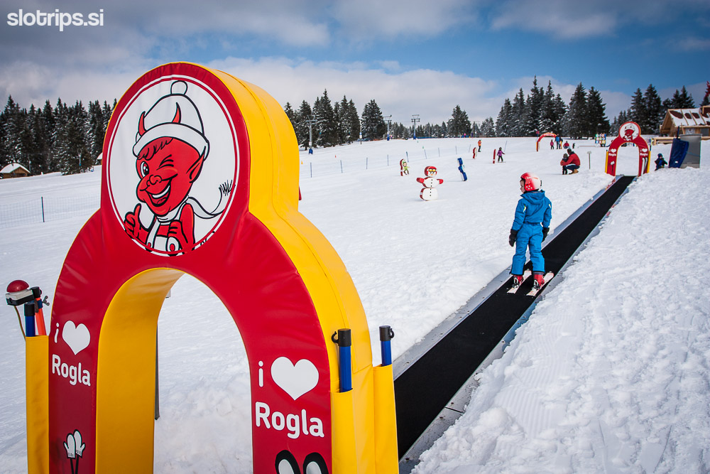rogla winter slovenia skiing