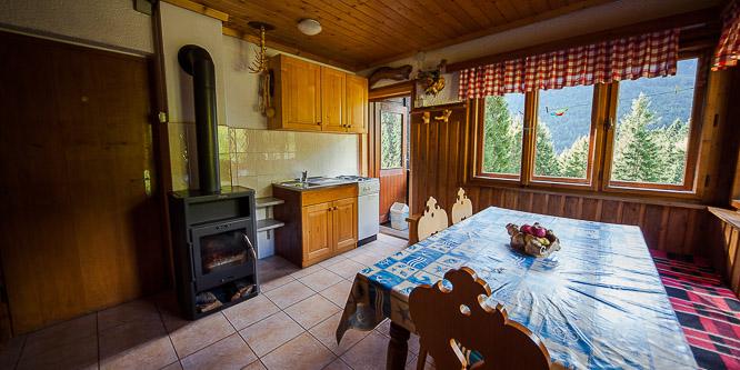 5 - Počitniška hiša v dolini Vrata