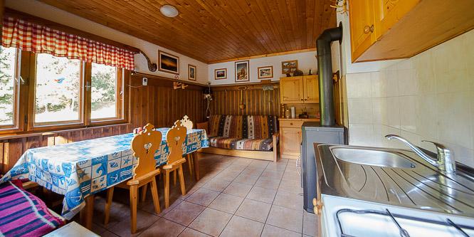 4 - Počitniška hiša v dolini Vrata