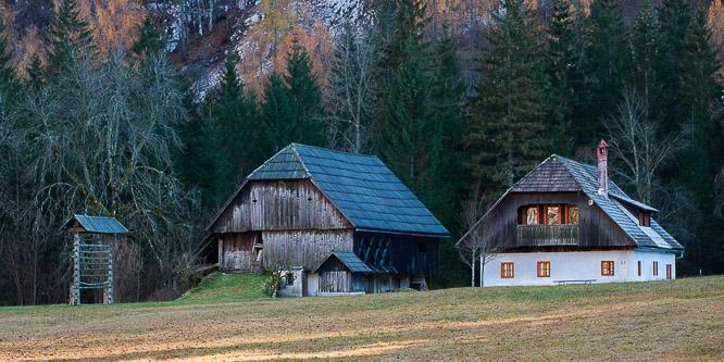 3 - Počitniška hiša Radovna