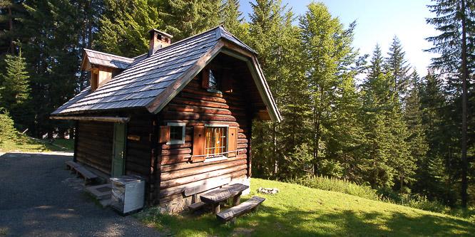 2 - Alpine chalet Goreljek, Pokljuka