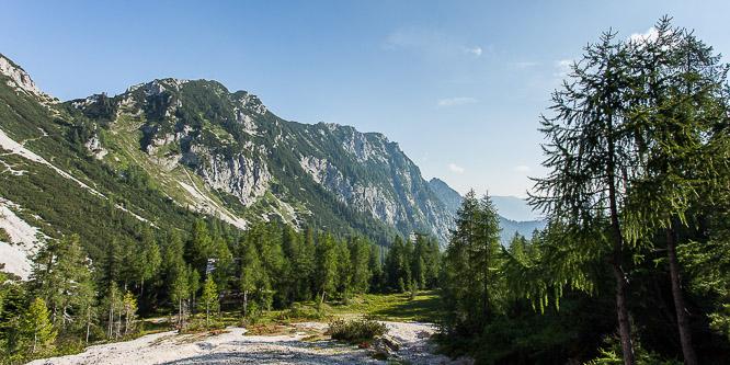 3 - Alpine chalet in the Julian Alp, Vrsic