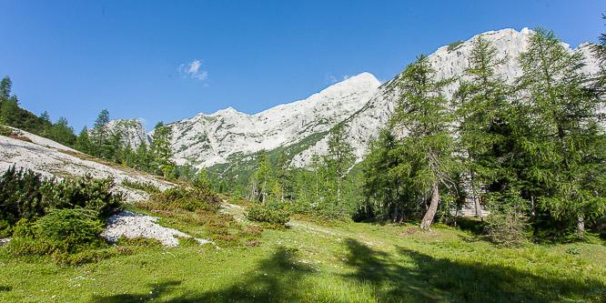 4 - Alpine chalet in the Julian Alp, Vrsic