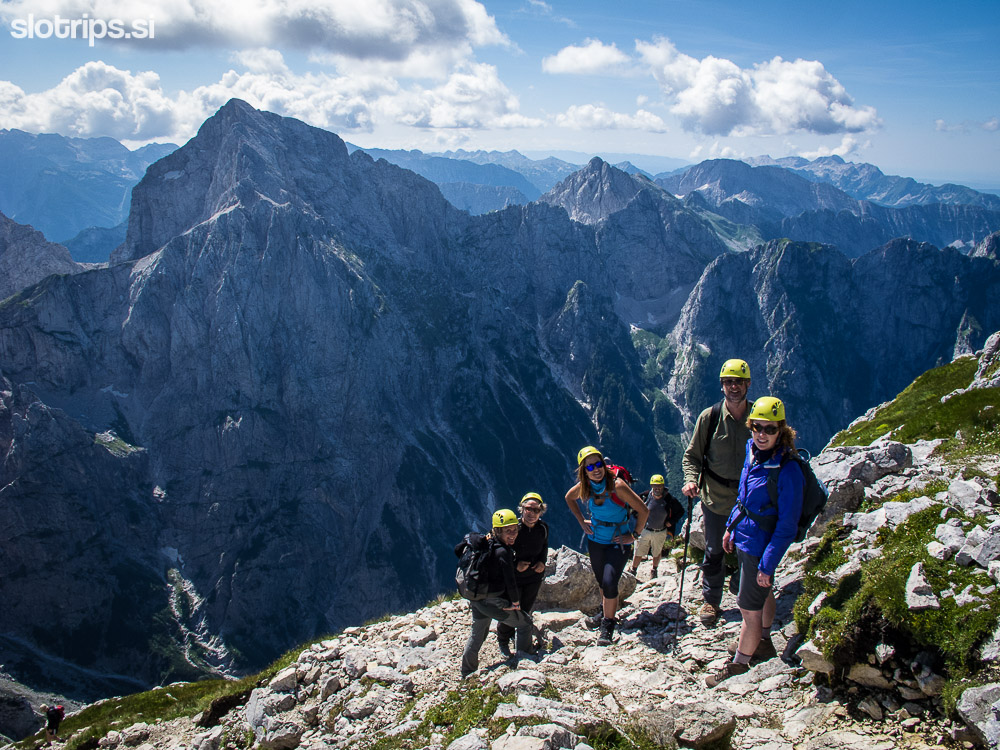 slovenia hiking tours 2016