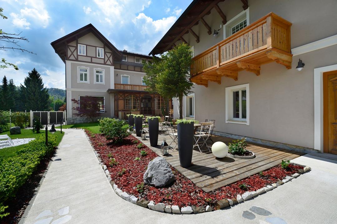 hotel vila alice bled slovenia