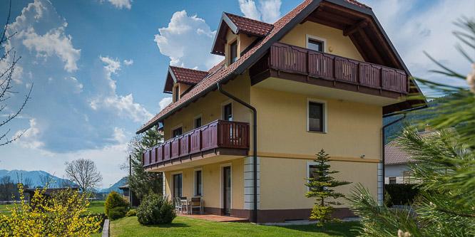 2 - Vila Planina, Kranjska Gora