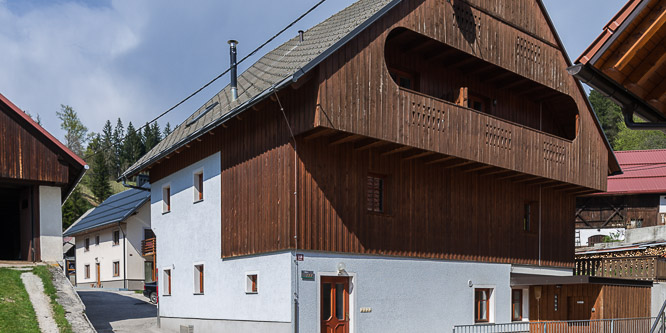 1 - Villa Nebina, Kranjska Gora