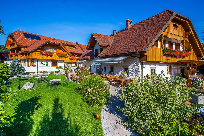 hotel penzion berc bled slovenia