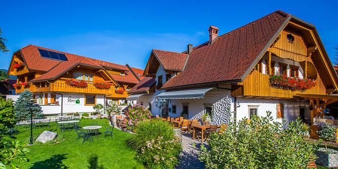 1 - Guesthouse Berc, Bled