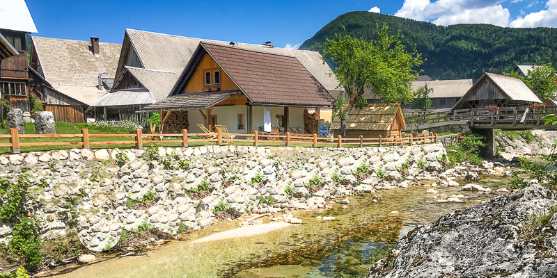 1 - Holiday house Maja Bohinj