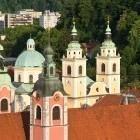 12-Zvoniki Frančiškanske cerkve in stolnice