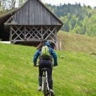 13-Uphill from Selo toward Zabrežnik