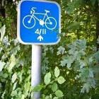 3-Kolesarske oznake na poti