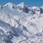 6-Zasnežena veriga Spodnjih bohinjskih gora