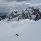 25-Smučanje iz Zadnjega Vogla proti planini Laz