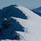 9-Greben Kušute med Kofce goro in Velikim vrhom