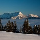 21-Kamniške Alpe iz planine Kofce