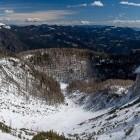 22-Steep terrain below Dleskovec