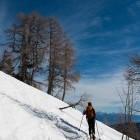 4-Debeli vrh - Prečenje okoli Viševnika